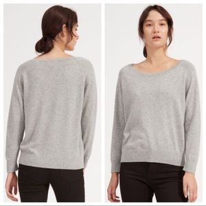 Everlane The Cashmere Ballerina Raglan Sweater